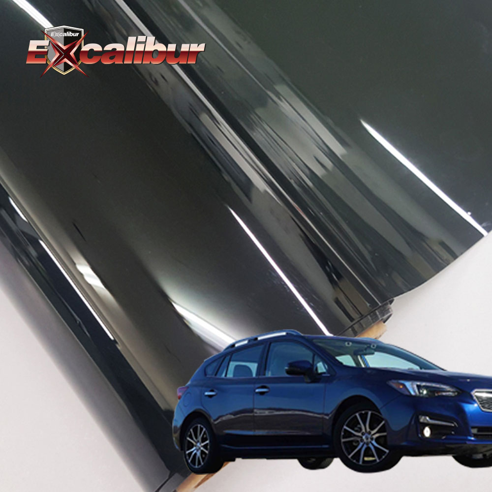 EXCALIBUR nano ceramic film 100% Heat rejection car window tint film skin care film (For Renaultsamsung Car, DIY Product )