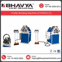 High Performance Profile Bending Machine-Hydraulic