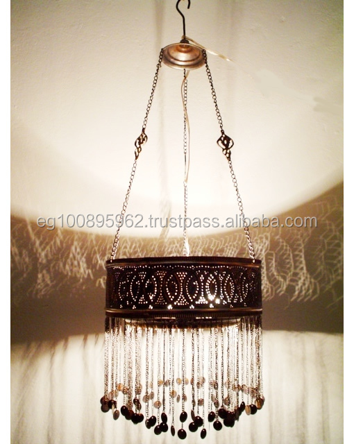 BR76 UNIQUE NEW Style Handmade Ring Pendant Chandelier