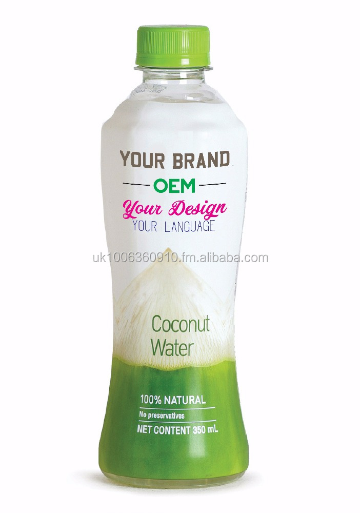 100% Coconut water OEM Thailand Export