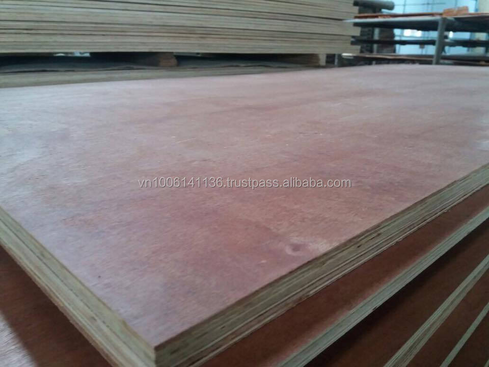 8.0MM RED HARDWOOD PLYWOOD / PACKING PLYWOOD / JAPAN MARKET PLYWOOD