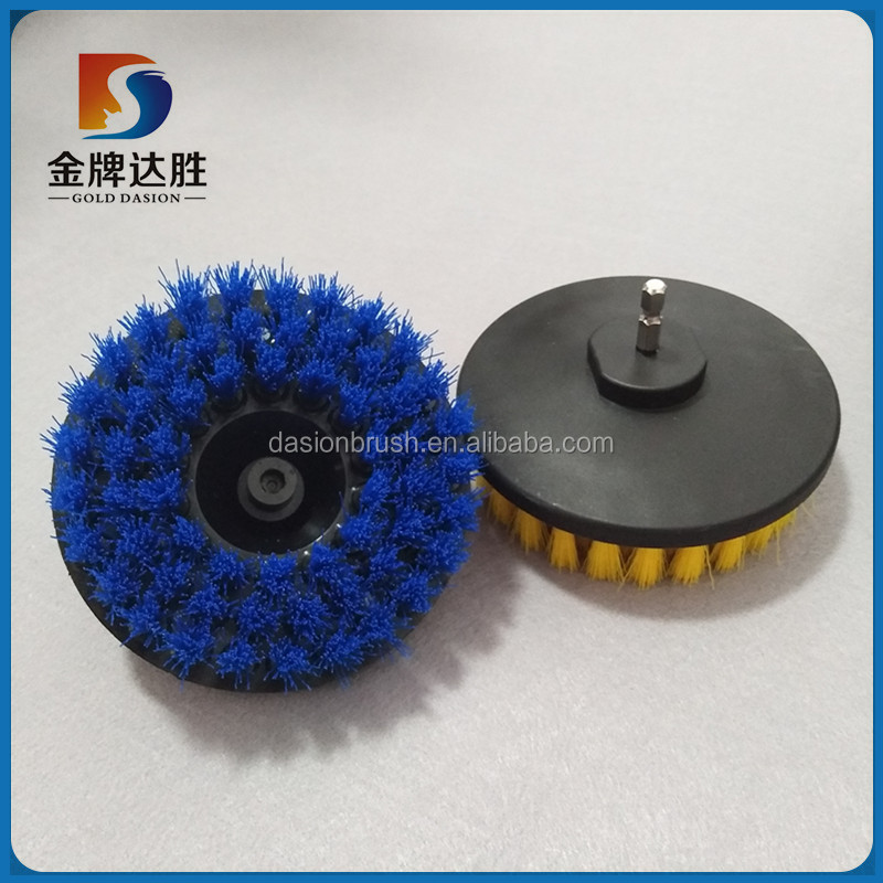 2/3.5/4inch round Bathroom Electric Cleaning Brush For Drill