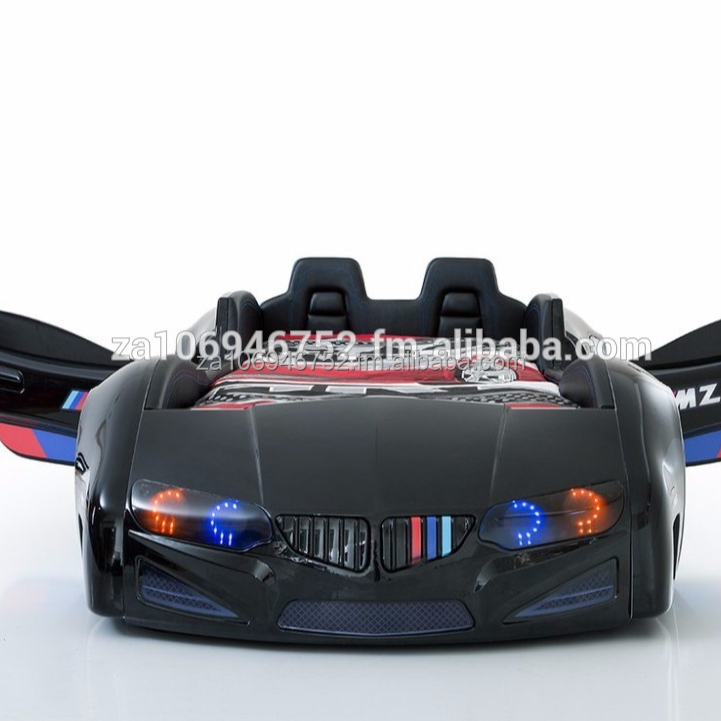 Kids Racer Car Beds in BMW MZ Model