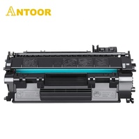 Nordic Ecolabel Universal Remanufactured CF280A 80A CE505A 05A Cartridge 119 Toner Cartridge for HP for Canon Laser Printer