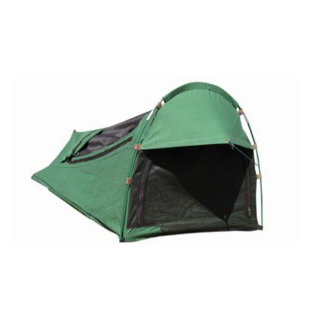 Explorer swag 0.7 meter height on head outdoor canvas bell tent for sale