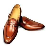 Casual Men Genuine Leather Men Shoes 2018