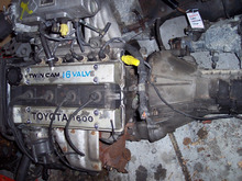 JDM USED MOTOR ENGINE AE86 4AGE RWD