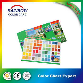 Good Quality art paper color albums