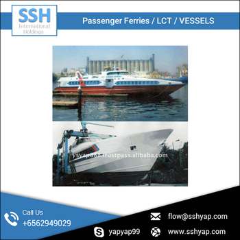 Marine Passenger Ferries/ Vessels at Affordable Price