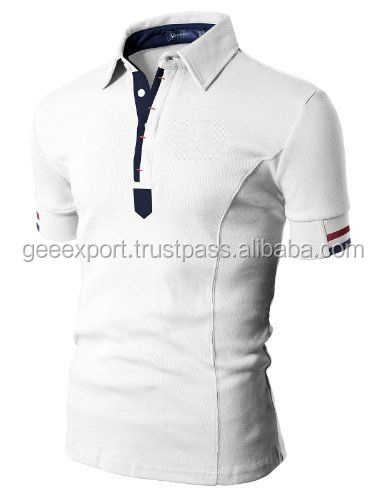 Bulk Items Wholesale Blank Polo T shirt For Custom Polo Shirt Design Your Own T