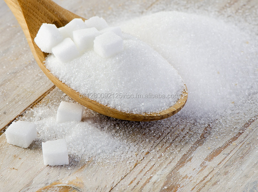 Refined White Crystal Sugar ICUMSA 45