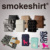 Smokeshirt Leather & Fabric Cigarette case(pack)