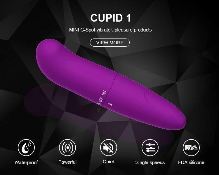 Sex Toys Vibrators Waterproof Mini G Spot Vibrator For Female