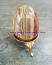 EXPORT QUALITY ONYX EGGS DECORATIVE MULTI GREEN