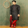 kurta shalwar for men kurta designs with border kurta for men