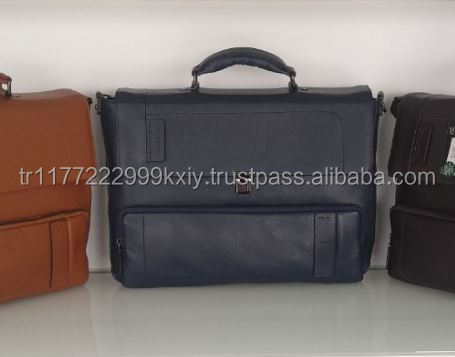 Genuine Leather High Quality Laptop Bags Briefcase Istanbul Turkey