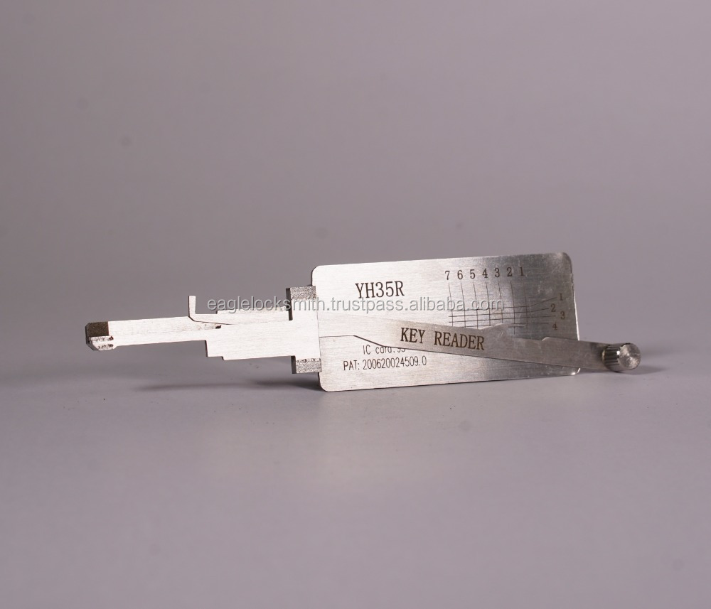 Lishi YH35 Decoder Tools Genuine