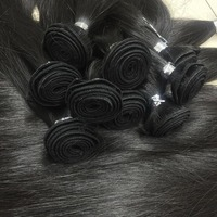Best product machine weft hair thin, strong, soft and silky no mix no henna no synthetic