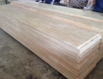 TABLE TOPS / BENCH TOPS / CABINET TOPS BY RUBBER WOOD
