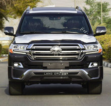 2017 Model Toyota Land Cruiser 200 VX 4.5L Turbo Diesel Automatic