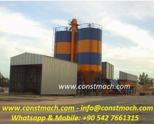 200 m3/h CAPACITY CONCRETE MIXING PLANT, SECOND HAND PLANT FOR SALE, EMIRATES CONCRETE MIXING FACTORY