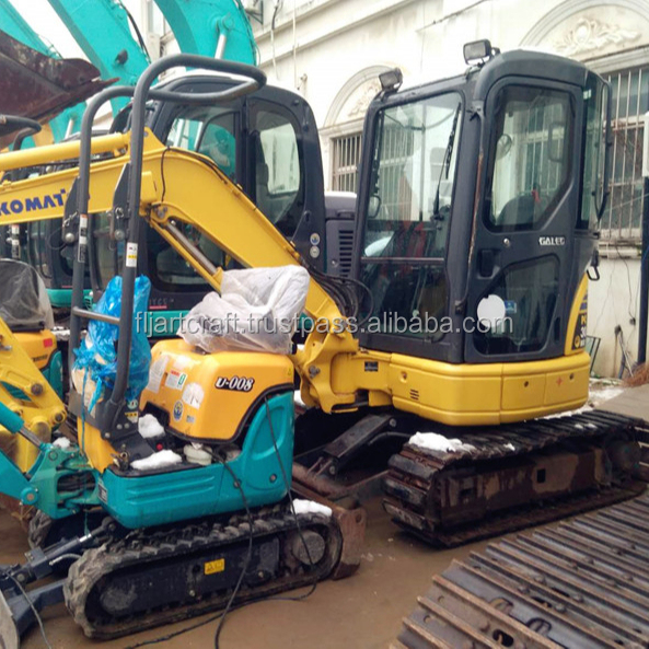 komatsu Japan made used crawler excavator PC30MR 3 ton for sale