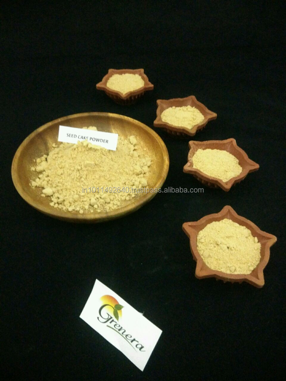 Moringa Seed Cake Powder / Best For Water Purification