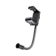 Adjustable Flexible Arm Car Rear View Mirror Mount Cellphone Holder