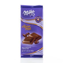 100% Milka Chocolate 100gr