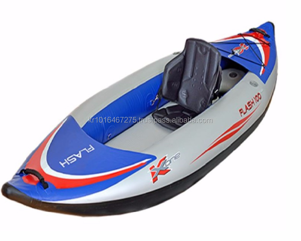 ZEBEC KXONE inflatable fishing kayak OEM