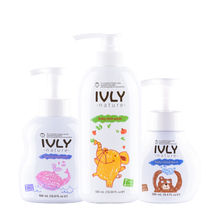 IVLY nature Eco-friendly Baby Dish Wash & Feeding Bottle Wash
