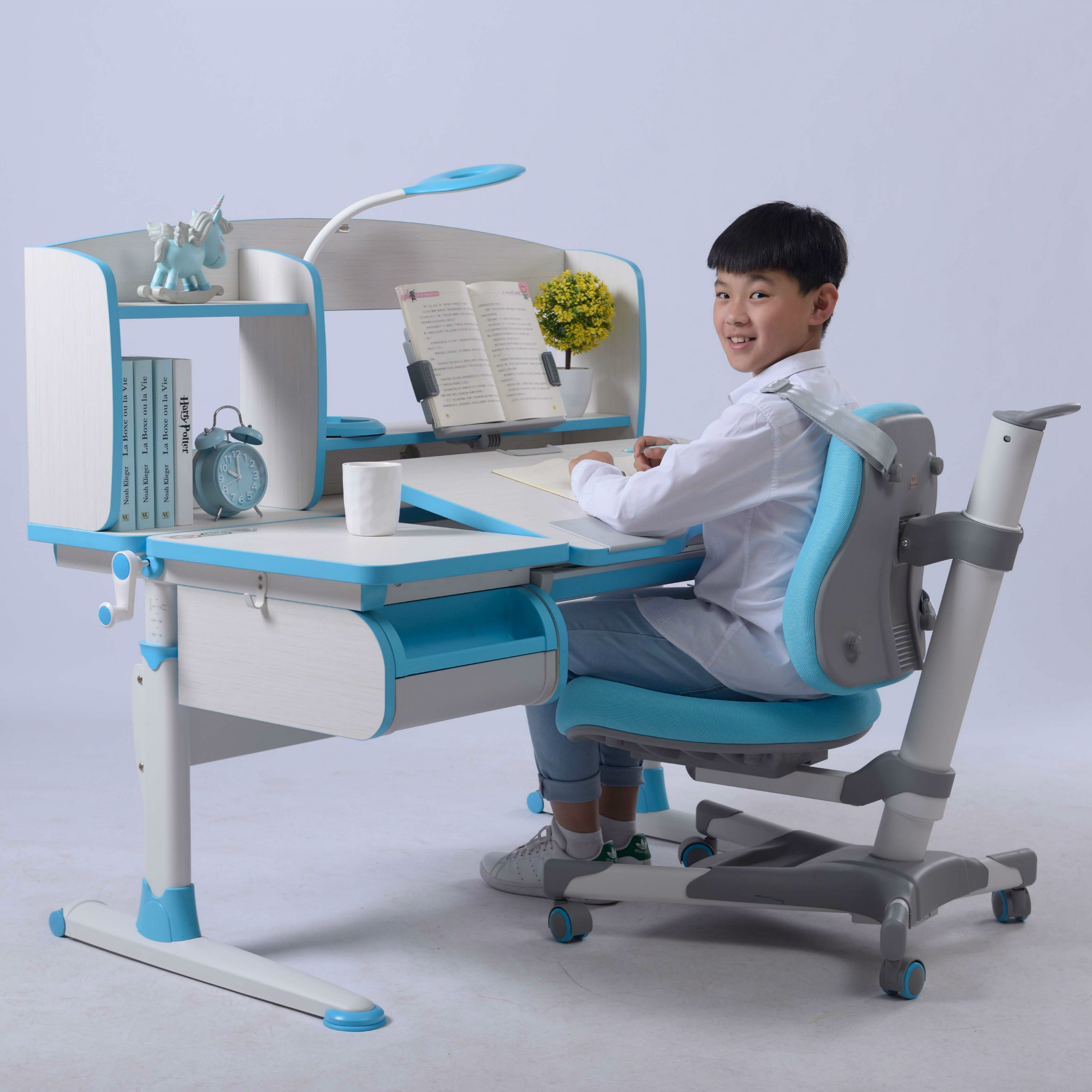 GMYD Height Adjustable Study Desk