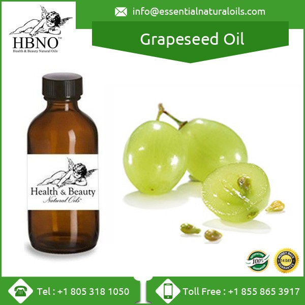 Wide Supplier of Pure Grape Seed Oil