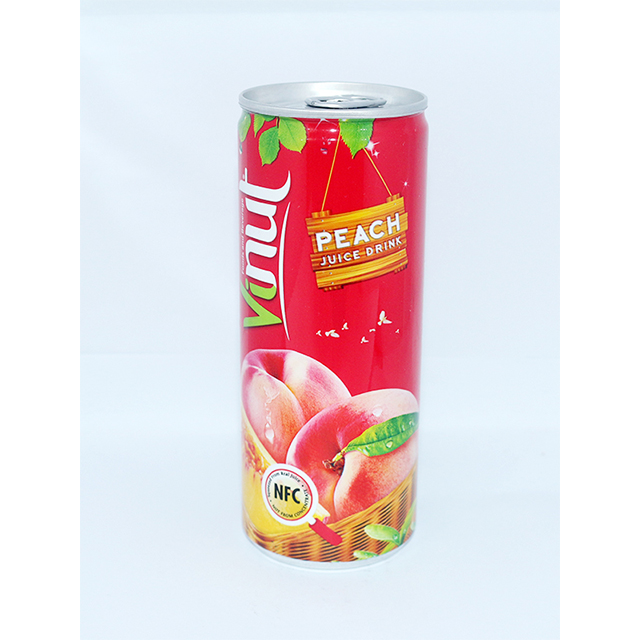 NFC Canned Peach Juice Drink 250ml