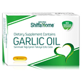 Garlic Oil Softgel Capsule Allium Sativum Extract Supplement garlic pills