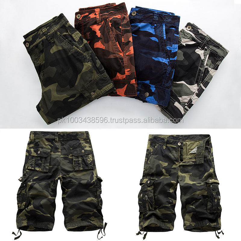 camouflage pants,cargo shorts,6pocket cargo shorts,loose fit cargo shorts,fit pants,six pockets cargo shorts,military colors car