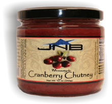 Hot selling Cranberry Chutney salsa red chili sauce manufacture