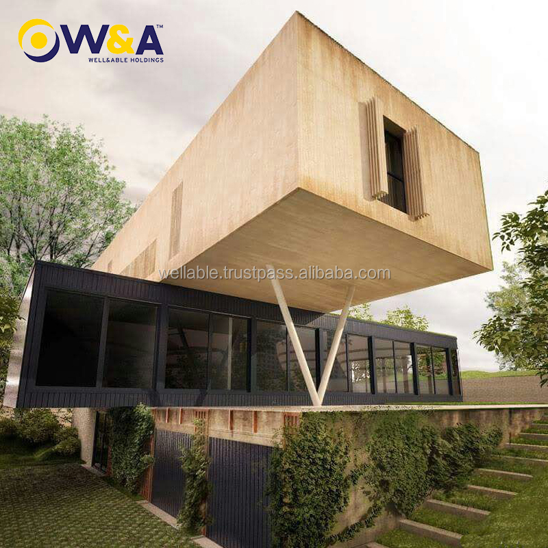 Office Container/ Two Story Office/Prefab Office/Mobile House