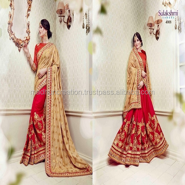 Sulakshmi Party Wear Designer Sarees