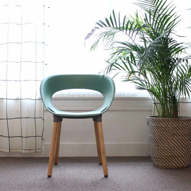 Smile Chair Mint Blue Made in Korea by MIDO