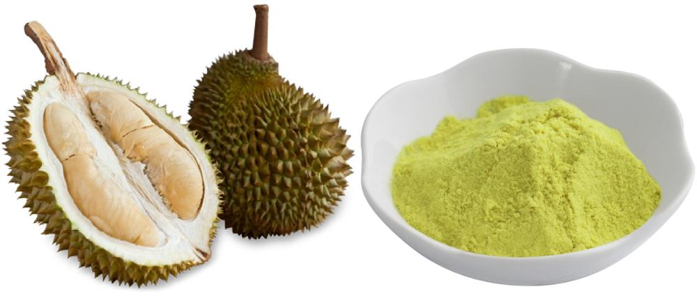 "Freeze dried durian "" Monthong "" powder HACCP , HALAL , GMP , KOSHER , ISO 22000 Certified"