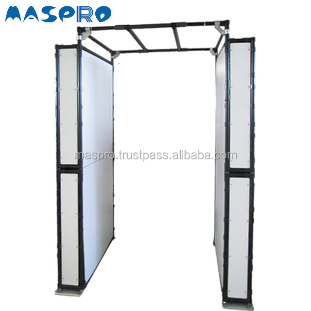 High quality RFID gate system with Highly-efficient & precision made in Japan