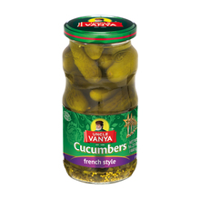 Pickled baby Cucumbers French style (3-6 cm)