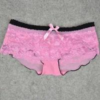 OEM 2017 model 6pcs pack women panties/sexy underwear/ thongs manufacturer from Bangladesh