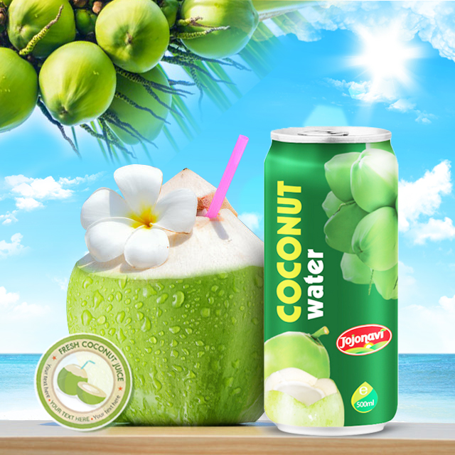 High quality coconut water export JOJONAVI brands