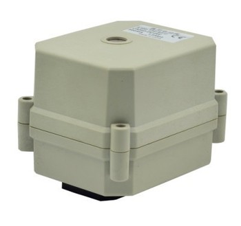 A100 12v 24v CR202 motorized electric water actuator