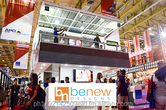 Trade Booths/Exhibit Booths Contractor Philippines