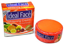 IDEAL FACE WHITENING CREAM.