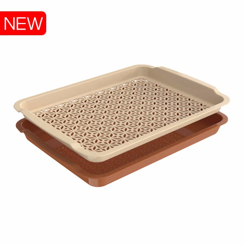 wholesale custom printed cheap plastic serving tea tray - DUY TAN PLASTICS Vietnam-huynhthithanhthao@duytan.com