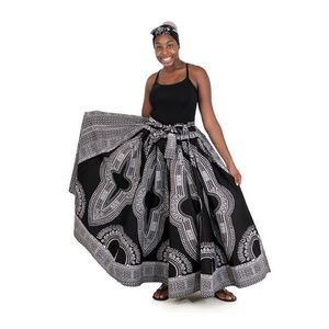 Manufacturer Exporter Supplier of Women African Print Dashiki Long A Line Skirt Ball Gown Maxi Dresses